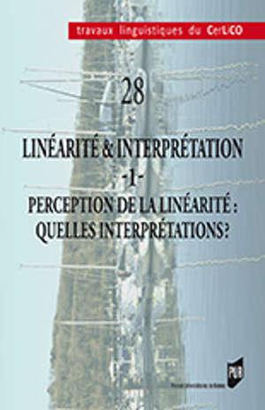 Linéarité & interprétation