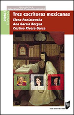 Tres escritoras mexicanas