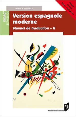 Version espagnole moderne