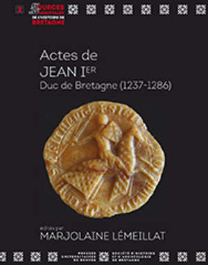 Actes de Jean Ier