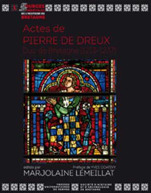 Actes de Pierre de Dreux