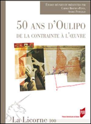50 ans d'Oulipo