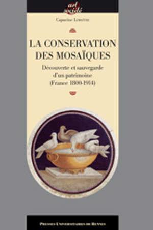 La conservation des mosaïques