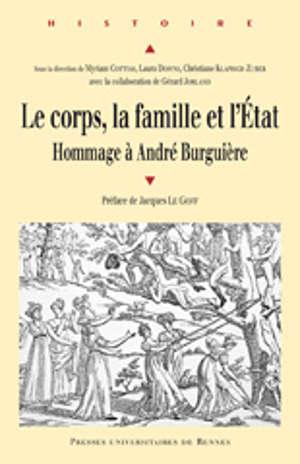 Le corps, la famille et l'État
