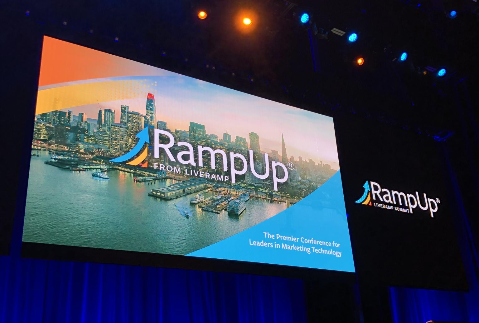 Stage of RampUp SF