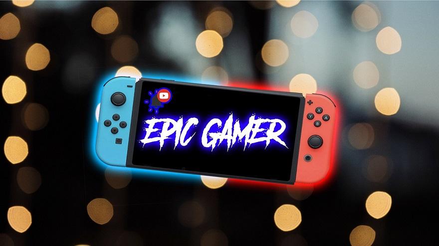 epic gamer