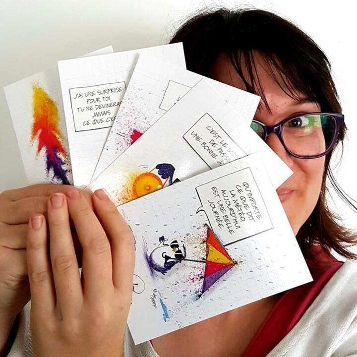 Cynthia Dormeyer, artiste-peintre