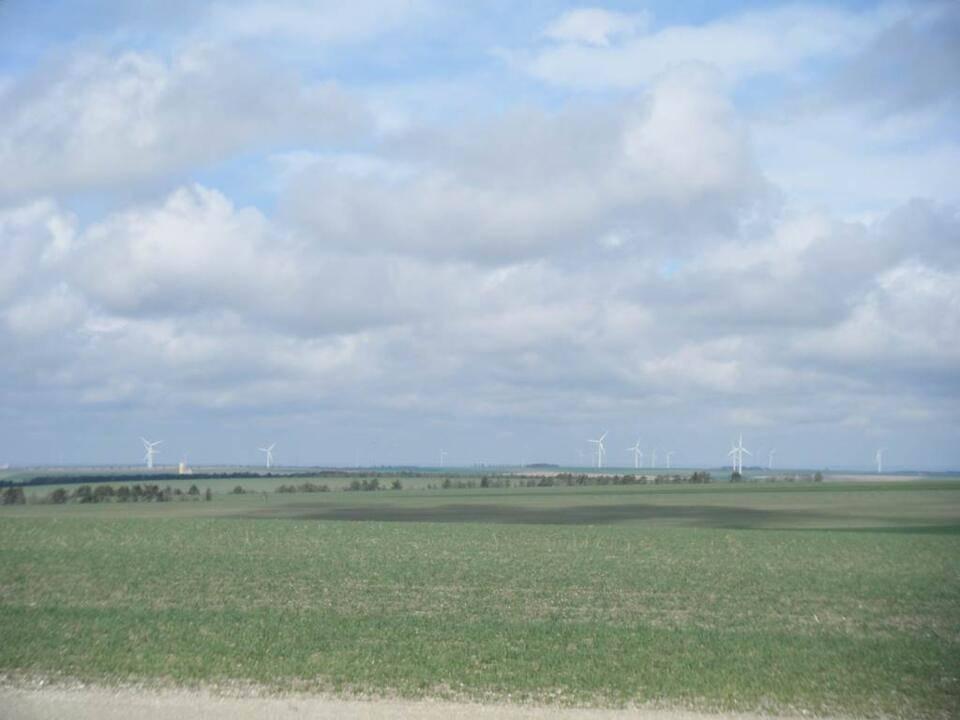 Circuit «Aux pieds des éoliennes»