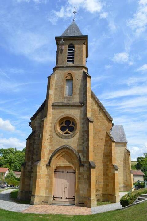 Église st-Pierre-St-Paul