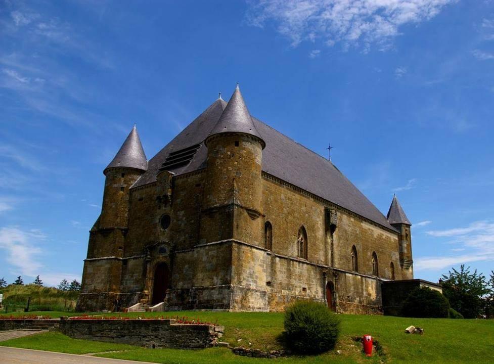 église de ST JUVIN