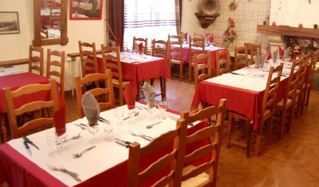 Argonn'Auberge - Restaurant