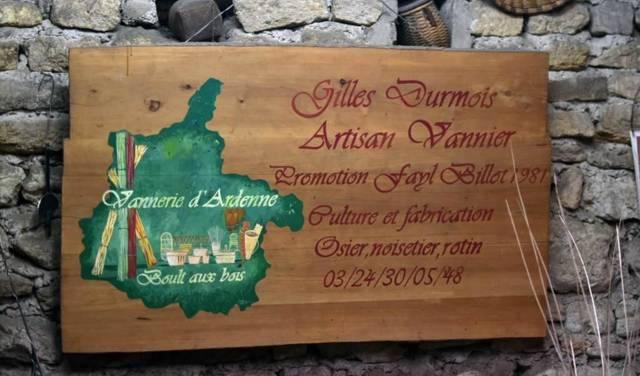 Vannerie d'Ardenne
