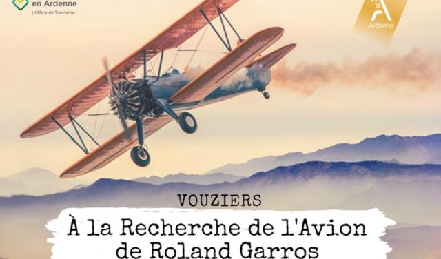 À la Recherche de l'Avion de Roland Garros