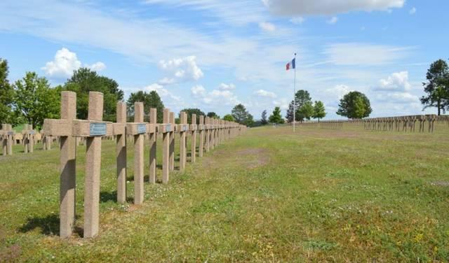 Nécropole nationale d'Orfeuil