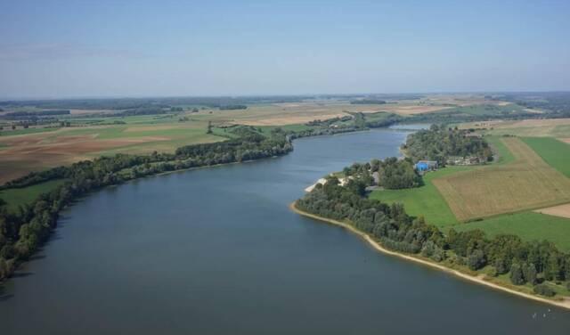 Sentier du Lac de Bairon