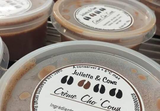 Juliette and Cows- Crème dessert chocolat