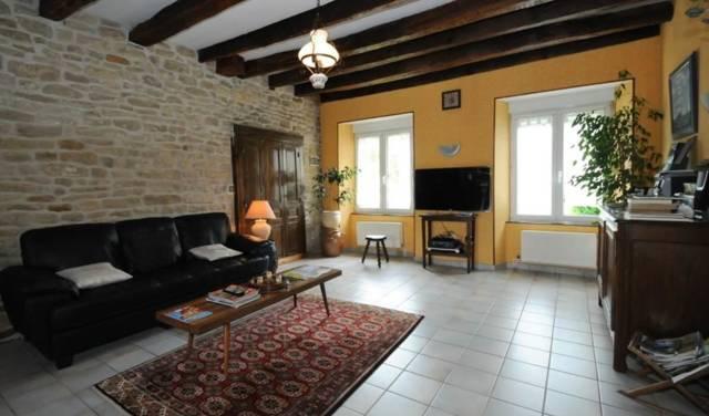 Grande maison en Argonne avec spa sur la terrasse - Nouart - Ardennes