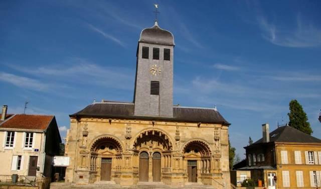 Eglise St-Maurille - Vouziers