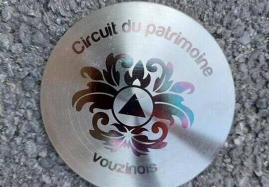 Circuit du patrimoine Vouzinois