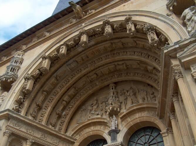 Vouziers- église Saint-Maurille - © Sophie BETTIG (3).JPG