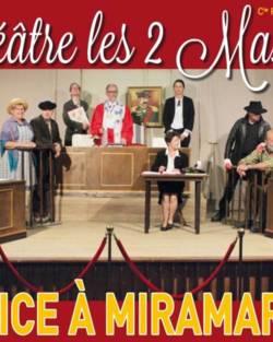 Théâtre : Justice à Miramar