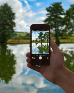 Concours photo Instagram : Plan d'eau La Samaritaine