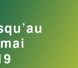 Entrée à tarif exceptionnel (mai 2019)