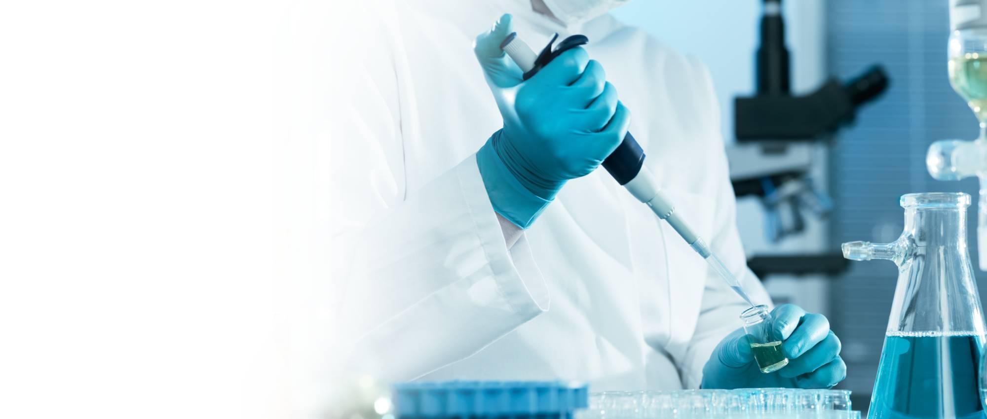 perrigo scientist in lab