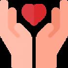 love_in_hands