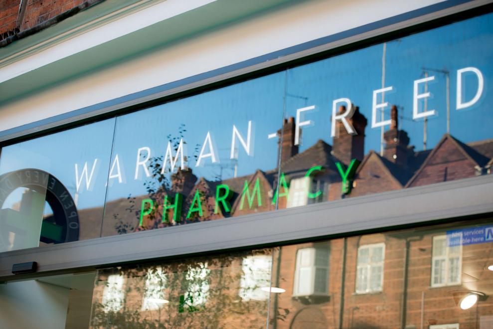 warman freed