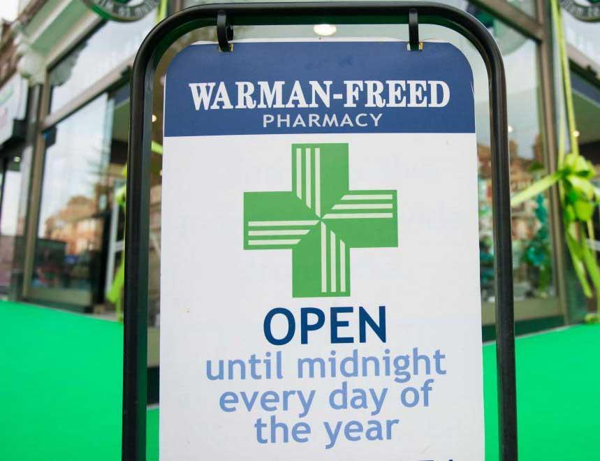 Warman Freed Pharmacy