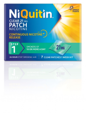 NiQuitin-clear-patch