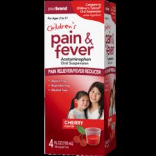 Children's Pain Fever
