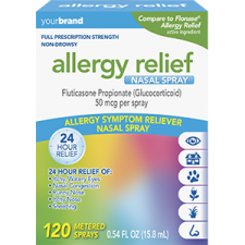 Allergy Relief Nasal Spray