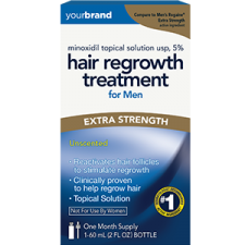 5% Hair Regrowth Treatment For Men