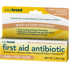 First Aid Antibiotic/Pain Relieving Ointment