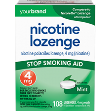 4 mg (Nicotine) Mint