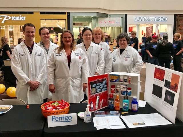 Chemistry In The Mall