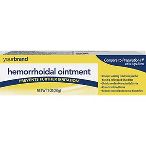 Hemorrhoidal Ointment