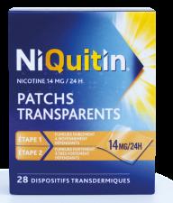 NQT - patchs 14mg x 28