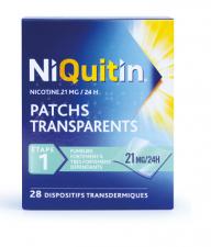 NQT - patchs 21mg x 28