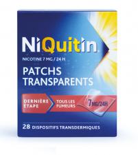 NQT - patchs 7mg x 28