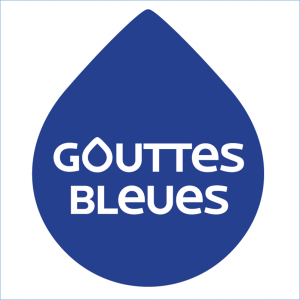 LOGO GB bleu
