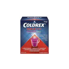 Coldrex Max Grip Fructe de pădure şi mentol