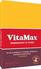 Vitamax 15cps front