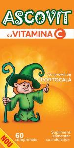 Ascovit Portocale