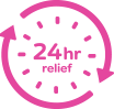 24hr relife