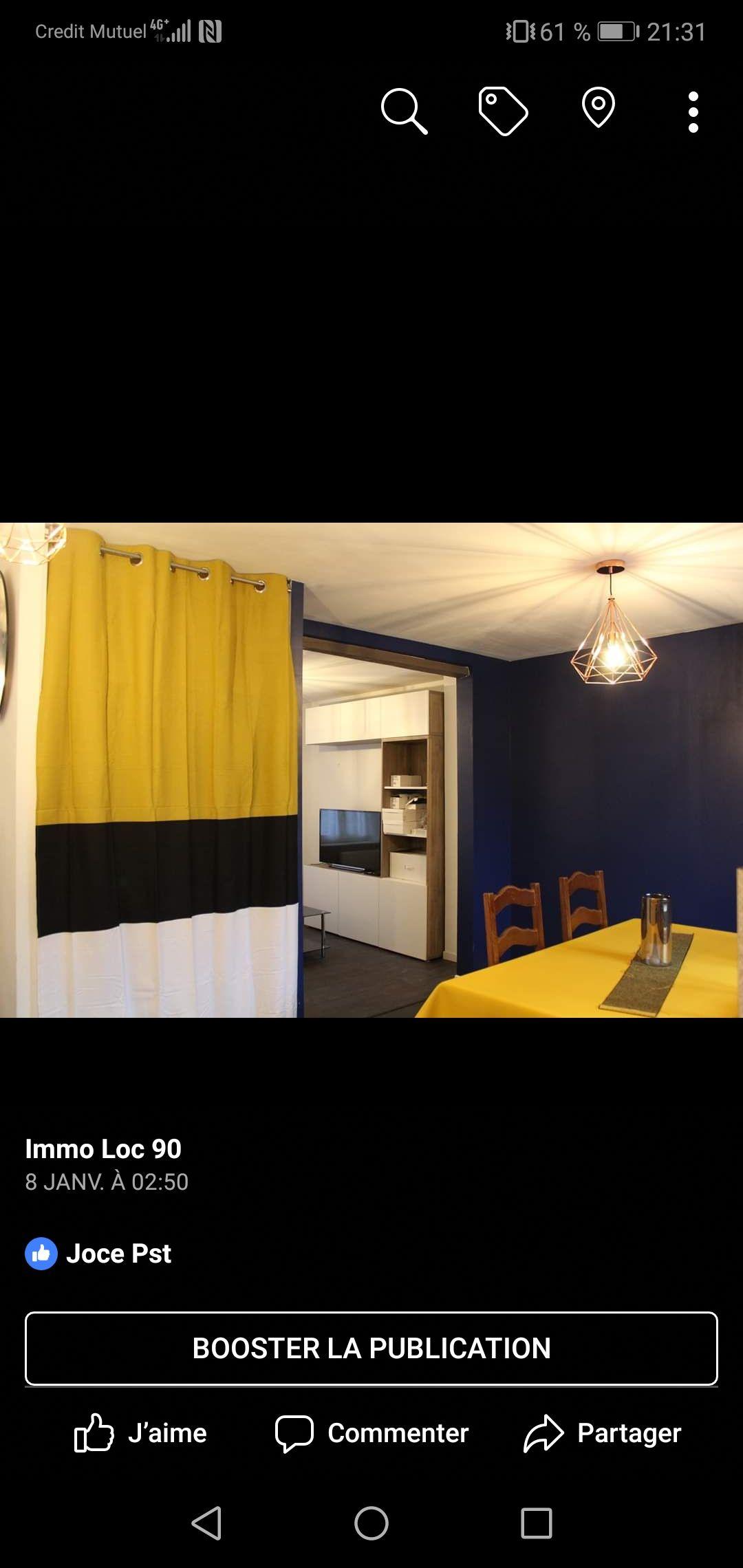 Colocation Belfort Territoire De Belfort 90000 Chambre A Louer
