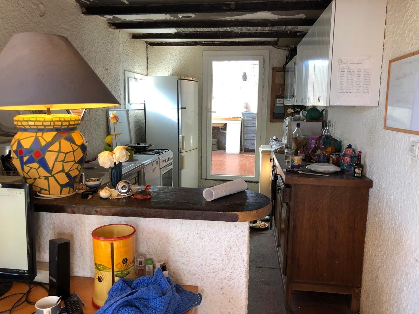 Cuisine-Colocation Montpellier CONTRESERVICES & Location Chambre à louer Montpellier CONTRESERVICES | Loue chambre meublée Montpellier CONTRESERVICES | Logement Montpellier CONTRESERVICES