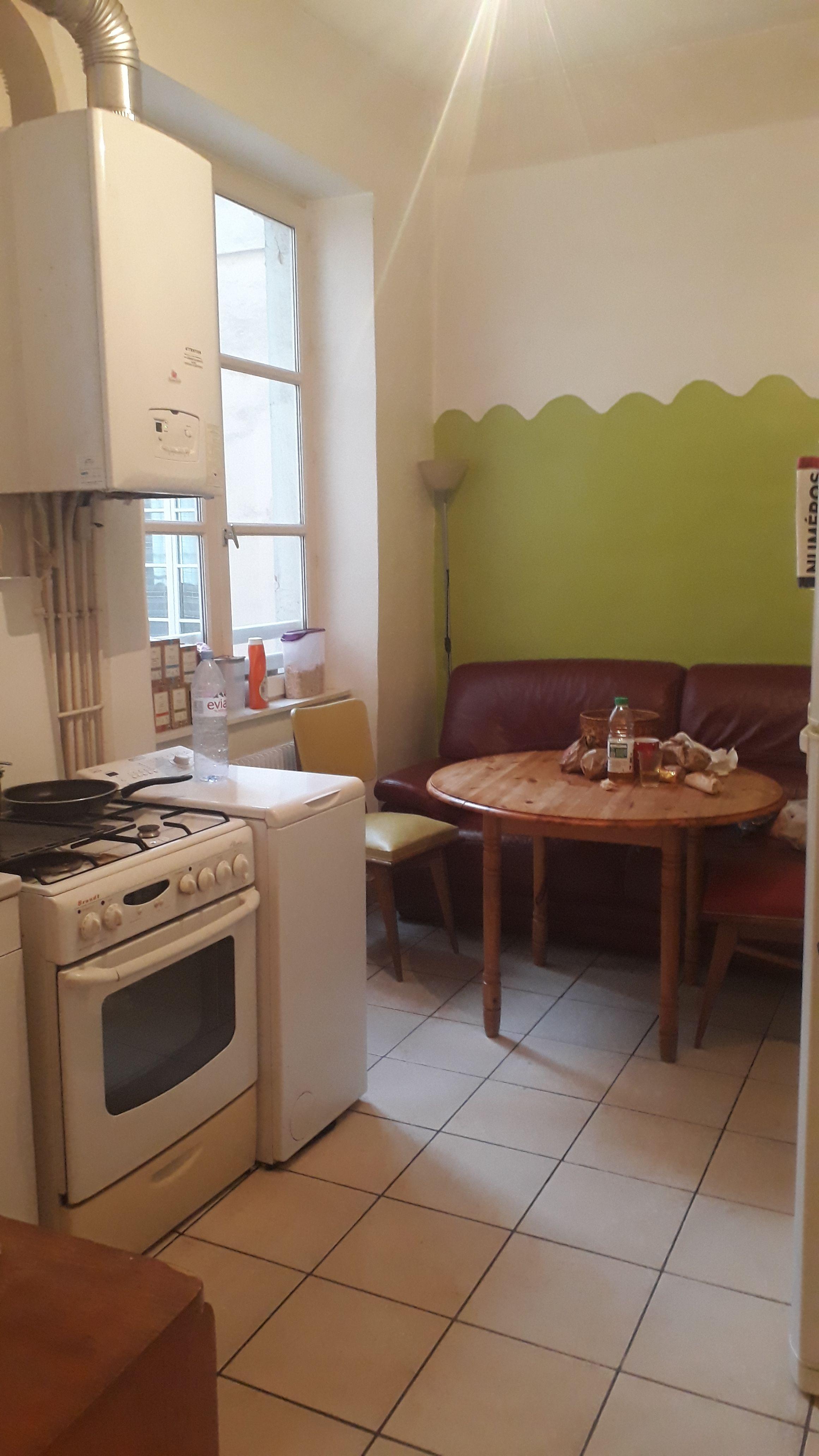 Cuisine-Colocation Lyon 1er arrondissement NA & Location Chambre à louer Lyon 1er arrondissement NA   Loue chambre meublée Lyon 1er arrondissement NA   Logement Lyon 1er arrondissement NA